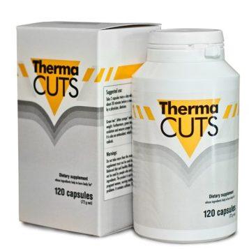 Thermacuts - commenti - ingredienti - erboristeria - come si usa - composizione