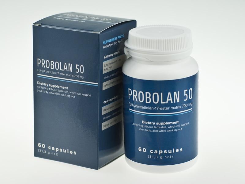 Probolan 50 - commenti - ingredienti - erboristeria - come si usa - composizione