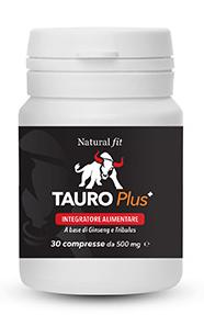 Tauro Plus - commenti - ingredienti - erboristeria - come si usa - composizione - compresse
