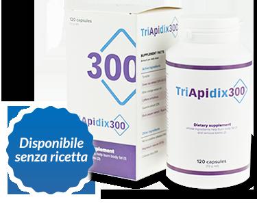 Triapidix300 - commenti - ingredienti - erboristeria - come si usa - composizione