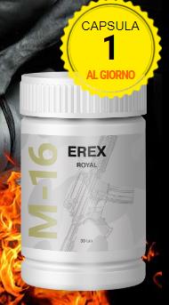 Erex M16 - dove si compra - farmacie - prezzo - Amazon - Aliexpress
