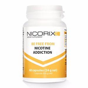 Nicorix - commenti - ingredienti - erboristeria - come si usa - composizione