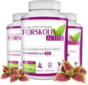 Forskolin Active - commenti - ingredienti - erboristeria - come si usa - composizione