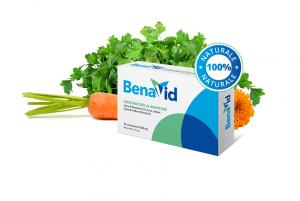 BenaVid - commenti - ingredienti - erboristeria - come si usa - composizione