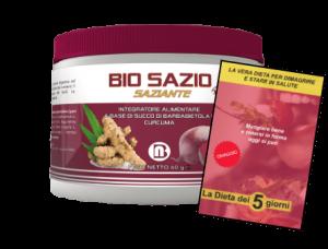 BioSazio - commenti - ingredienti - erboristeria - come si usa - composizione