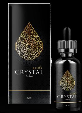 Crystal Eluxir - commenti - ingredienti - erboristeria - come si usa - composizione