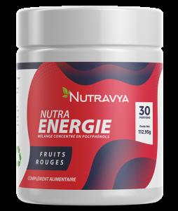 Nutravya Nutra Energie - commenti - ingredienti - erboristeria - come si usa - composizione