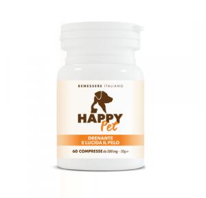 Happy Pet - commenti - ingredienti - erboristeria - come si usa - composizione