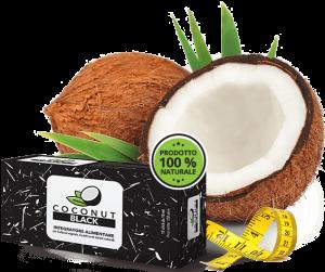 Coconut Black - commenti - ingredienti - erboristeria - come si usa - composizione