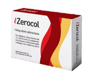 ZeroCol - commenti - ingredienti - erboristeria - come si usa - composizione