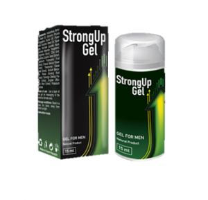 StrongUp Gel - commenti - ingredienti - erboristeria - come si usa - composizione