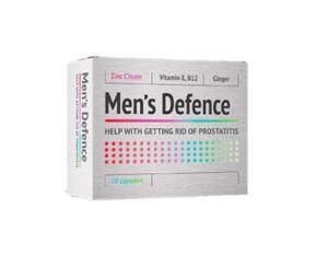 Men's Defence - commenti - ingredienti - erboristeria - come si usa - composizione