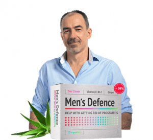 Men's Defence - dove si compra - farmacie - prezzo - Amazon - Aliexpress