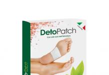 DetoPatch - opinioni - prezzo