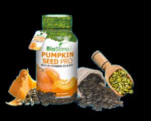 Pumpkin Seed Pro - commenti - ingredienti - erboristeria - come si usa - composizione