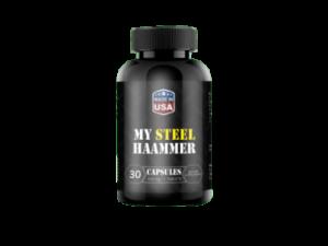 My Steel Hammer - come si usa - commenti - erboristeria - composizione - ingredienti
