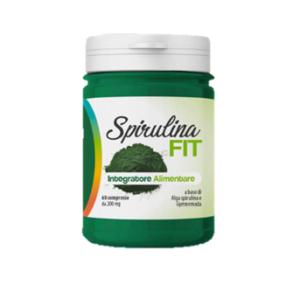 Spirulina Fit - ingredienti - come si usa - erboristeria - commenti - composizione