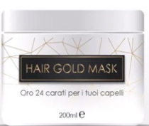 Hair Gold Mask - prezzo - opinioni