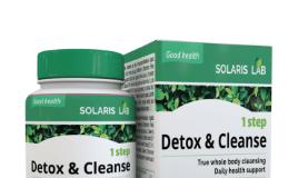 1Step Detox - erboristeria - come si usa - commenti - ingredienti - composizione
