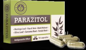 Parazitol - commenti - come si usa - ingredienti - erboristeria - composizione