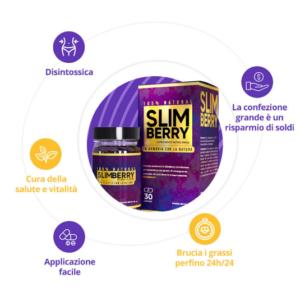 Effetti collaterali - SlimBerry - contraindicazioni - fa male