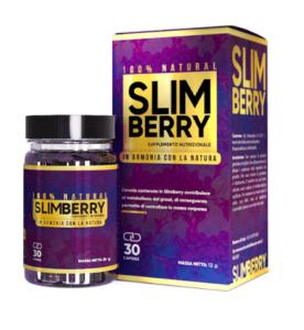 SlimBerry - come si usa - composizione - commenti - ingredienti - erboristeria