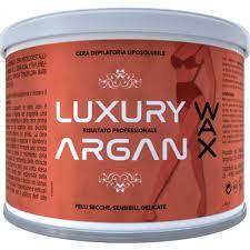 Luxury Argan Wax - ingredienti - erboristeria - commenti - come si usa - composizione