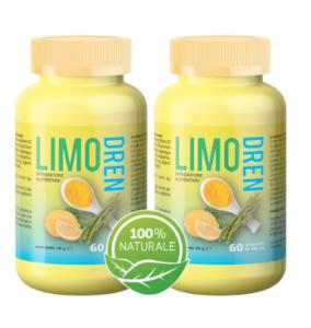 Limo Dren - commenti - come si usa - composizione - ingredienti – erboristeria