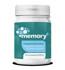 Memory Plus - erboristeria - come si usa - composizione - commenti - ingredienti