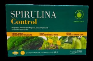 Spirulina Control - come si usa - commenti - erboristeria - composizione - ingredienti