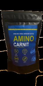 Aminocarnit - erboristeria - come si usa - composizione - commenti - ingredienti