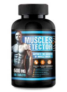 Muscles Detector - commenti - ingredienti - erboristeria - come si usa - composizione