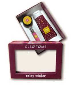 Cleo Toms - erboristeria - ingredienti - come si usa - composizione - commenti