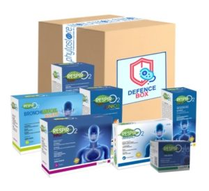 Defence Box - composizione - ingredienti - erboristeria - come si usa - commenti