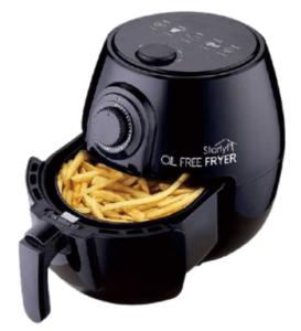 Oil Free Fryer - commenti - come si usa