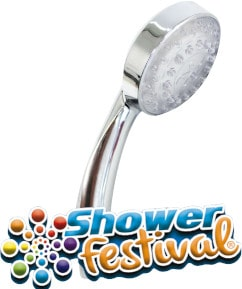 Shower Festival - commenti - come si usa