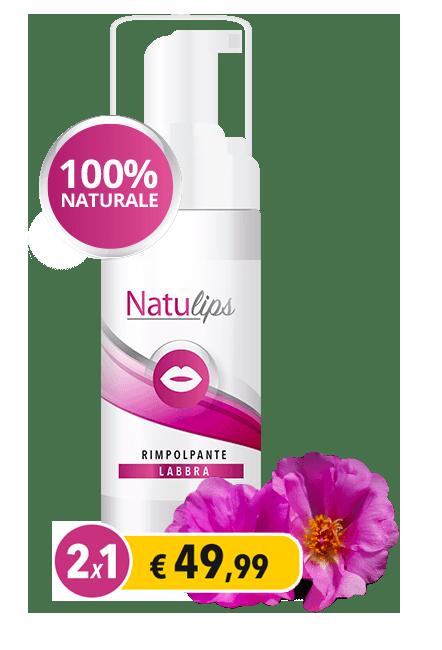 Natulips - commenti - ingredienti - erboristeria - come si usa - composizione