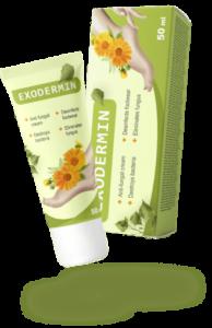 Exodermin - erboristeria - come si usa - composizione - commenti - ingredienti