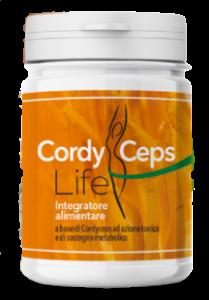 CordyCeps Life - erboristeria - come si usa - composizione - commenti - ingredienti