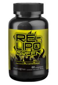 ReLipo Green - ingredienti - erboristeria - come si usa - composizione - commenti