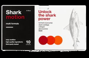 Shark Motion - erboristeria - commenti - ingredienti - come si usa - composizione