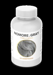 NoMore Gray - ingredienti - erboristeria - commenti - come si usa - composizione