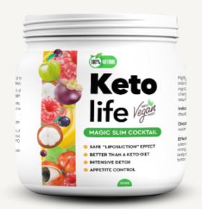 Ketolife - commenti - come si usa - composizione - ingredienti - erboristeria