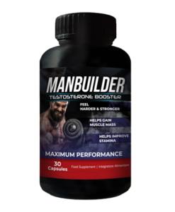 Man Builder - commenti - come si usa - composizione - ingredienti - erboristeria