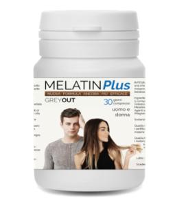 Melatin Plus - commenti - ingredienti - erboristeria - come si usa - composizione