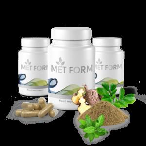 Met Form - commenti - come si usa - composizione - ingredienti - erboristeria